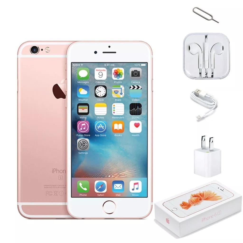 b791f4348 celulares apple iphone 6s 16gb. rosa gold nuevo caja! meses! Cargando zoom.