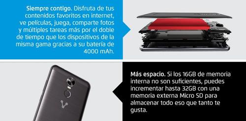 celulares baratos android 6.0 16gb 5.5 ips 500-v2 vorago