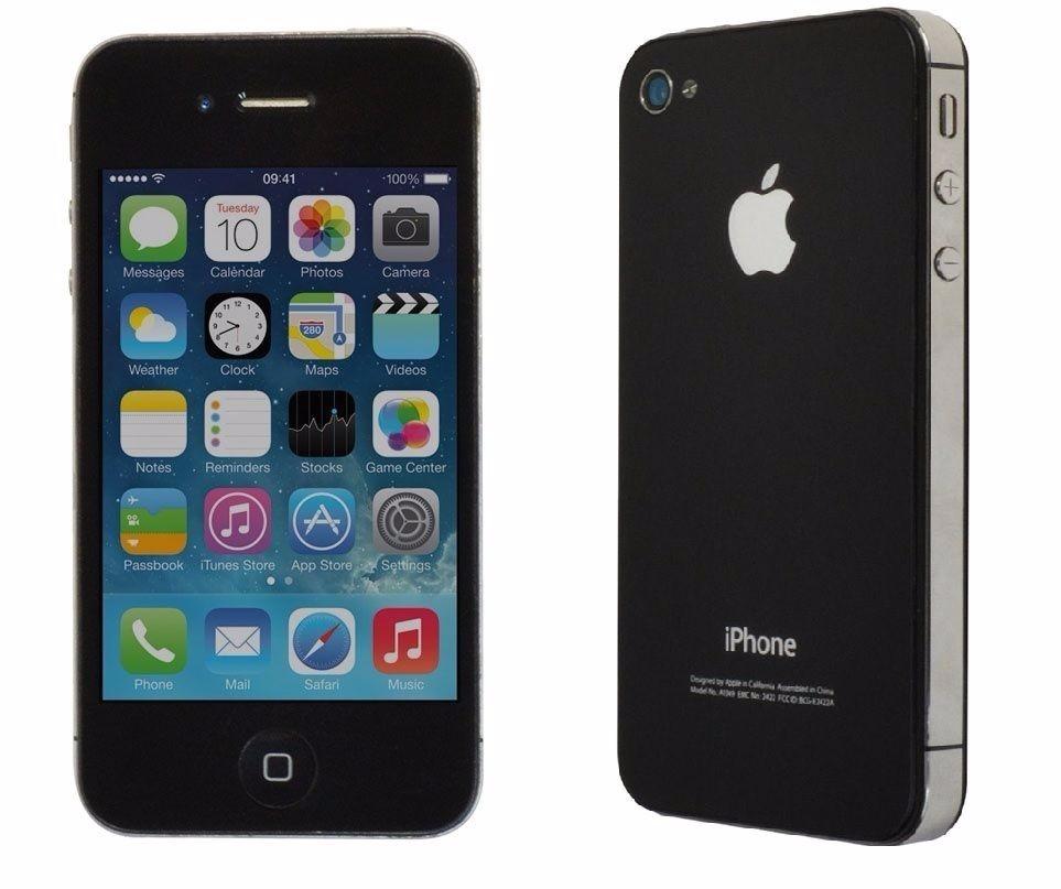 b341cb7c4a5 Celulares Baratos iPhone 4 16gb Libres Whatsapp Facebook ...
