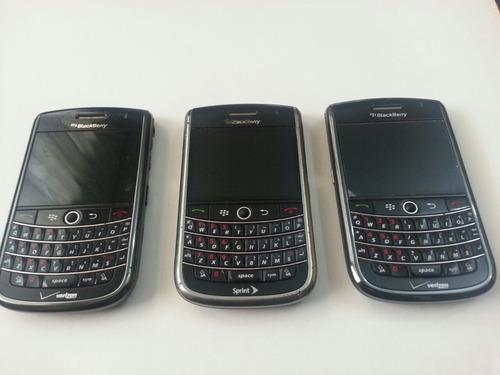 celulares blackberry 9630