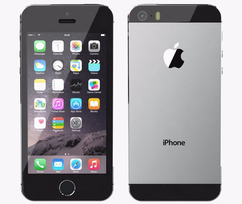 celulares iphone 5s 16gb 8mp meses sin intereses envio grati