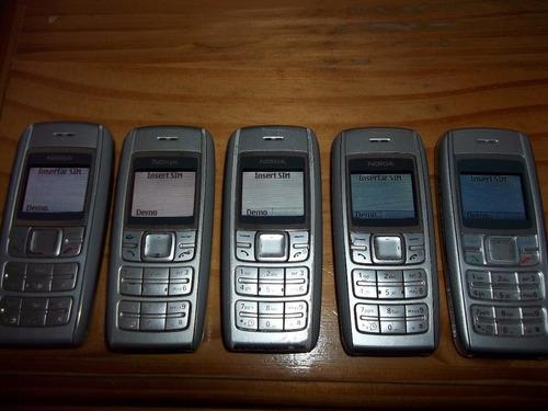 celulares nokia 1600 (movistar/personal/claro).