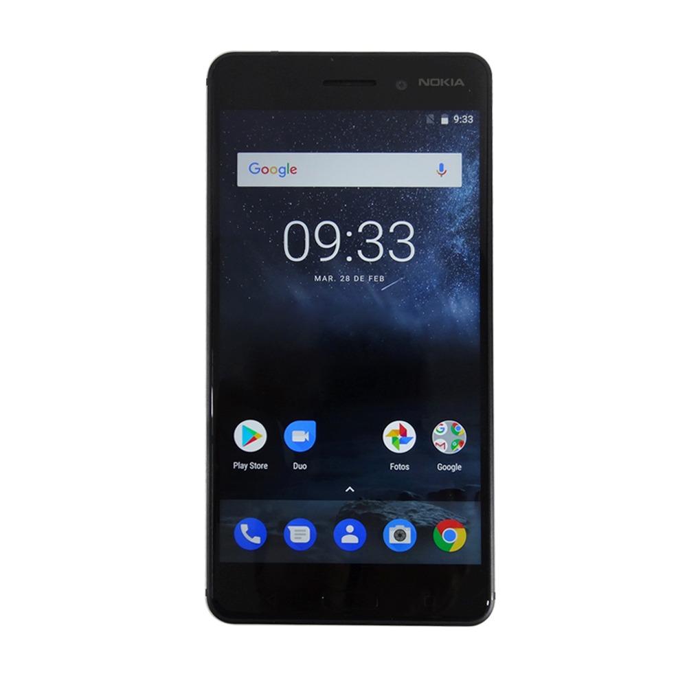 Celulares Nokia Nokia 6 Negro - $ 4,299.00 en Mercado Libre