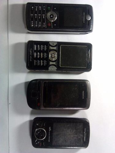celulares originais p/ retirada de peças