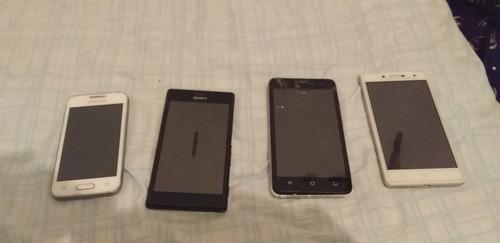celulares por partes