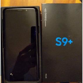 Samsung S9 Plus 64gb + Free Samsung Gear S3