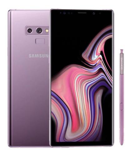 celulares samsung galaxy note 9 n960 128gb purple goex