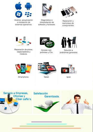 celulares tablet servicio