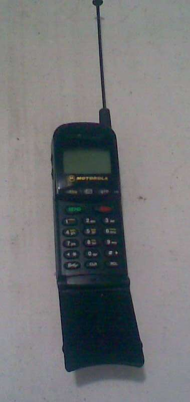 Celulares Viejitos Motorola Y Sony, Análogos - Digitales