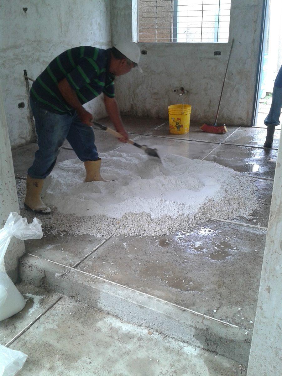 Ceme blanco importado sacos 25 kgs construccion piso for Donde venden granito
