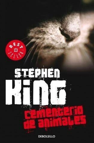 cementerio de animales stephen king libro físico nuevo