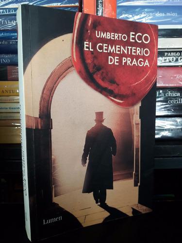 cementerio de praga umberto eco editorial lumen 2011