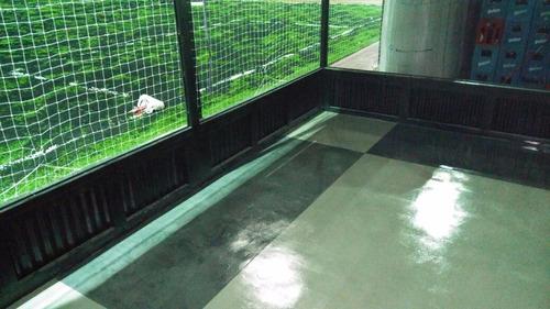 cemento alisado piso microcemento