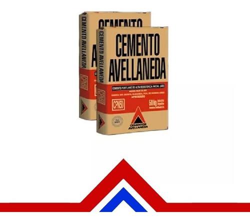 cemento avellaneda 50kg - materiales moreno