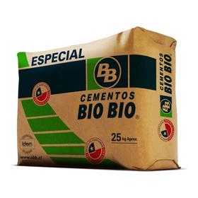 Cemento Bio Bio 25 Kilos