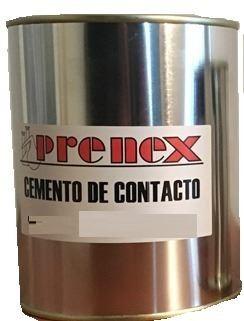 cemento de contacto 0.25lts prenex
