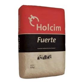 Cemento Holcim X 50 Kg Cordoba