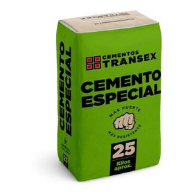 Cemento Transex Saco 25 Kilos