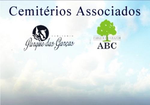 cemitério parque da garças    r$3000,00