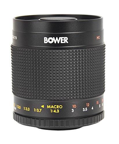 cenador 500mm f / 8 teleobjetivo espejo lente para nikon 300