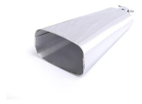cencerro 6 pulgadas (15.24cm) acero cromado parquer