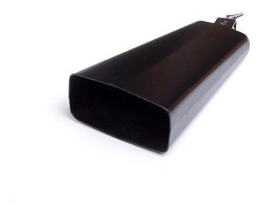 cencerro 7 pulgadas (17.78cm) acero negro parquer cuota
