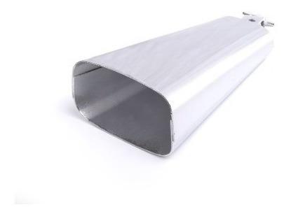 cencerro 8 pulgadas (20.32cm) acero cromado parquer
