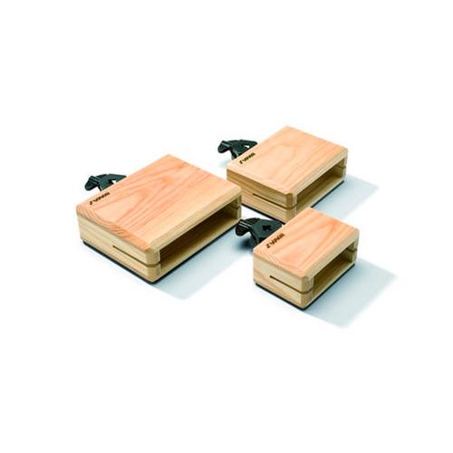 cencerro de madera medium sonor wbm