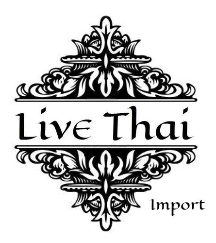 cencerro hindú pintado chico 129.tr131 - live thai -