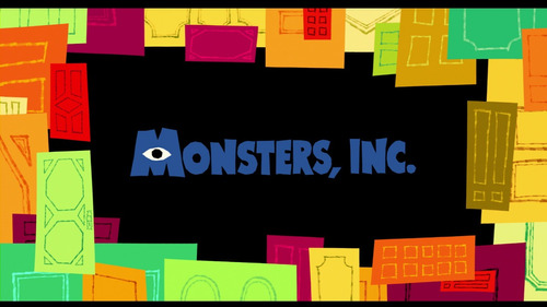 cenefas adhesivas decorativas monsters inc.