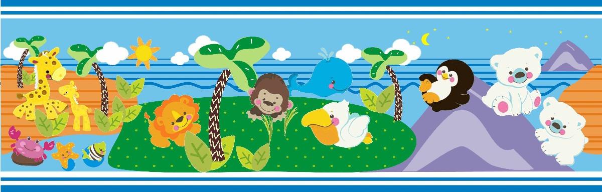 Cenefas adhesivas decorativas para bebes en - Cenefas decorativas para imprimir ...