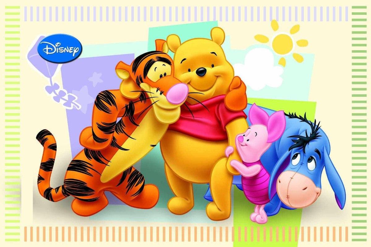 Cenefas adhesivas decorativas winnie the pooh - Alfombra winnie the pooh ...