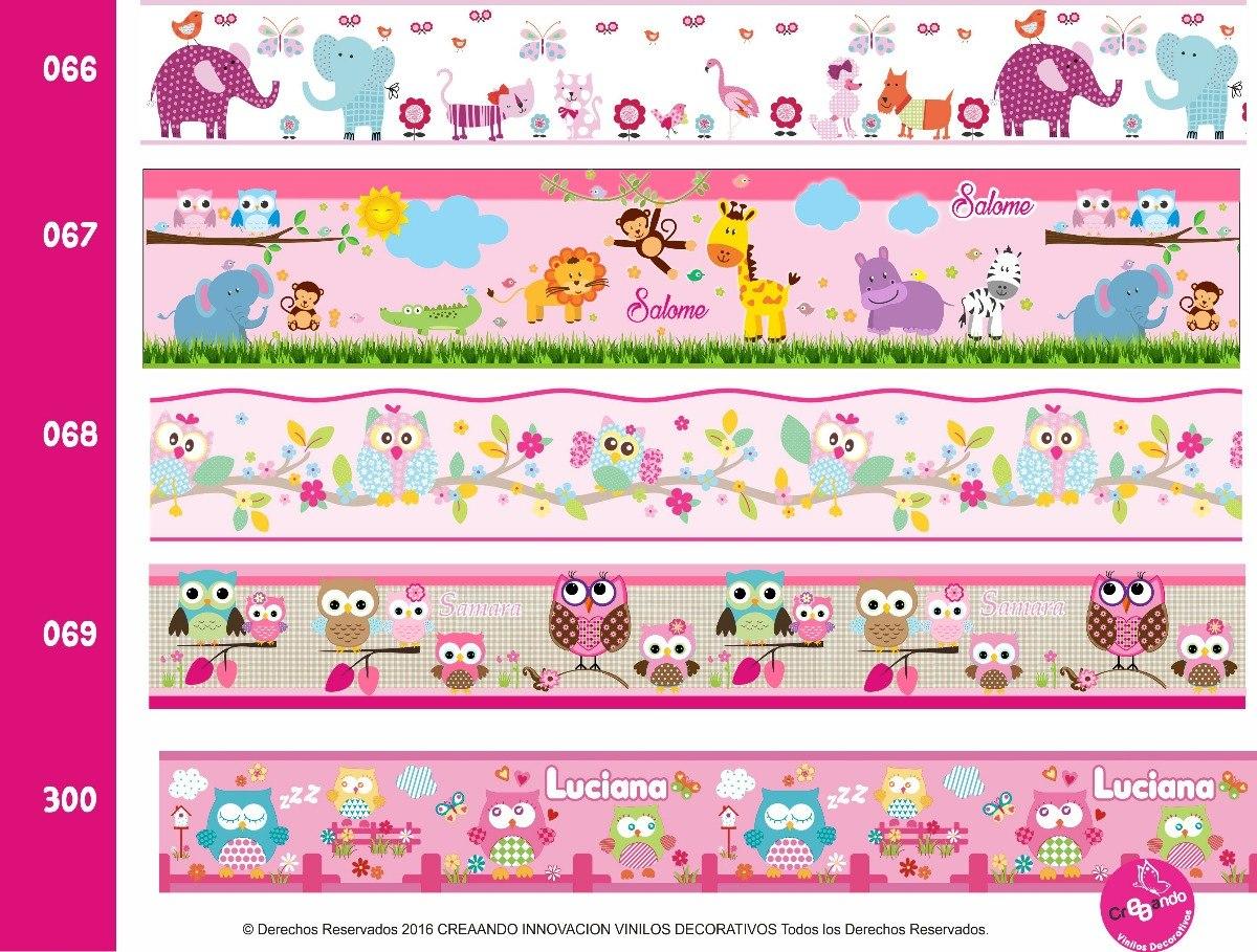 Cenefas decorativas para decorar cuarto del bebe 98 for Decorar cuarto de bebe nina