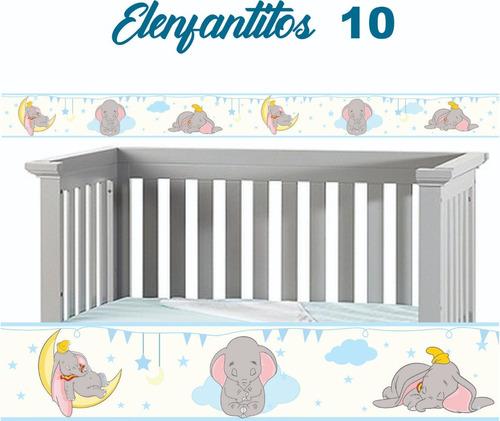 cenefas infantil elefantitos(as)  decoracion infantil