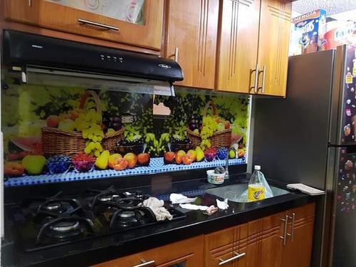 cenefas para cocina y baños en vidrio personalizadas