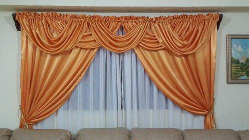 cenefas y cortinas