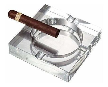 cenicero de cigarro de cristal arnold visol