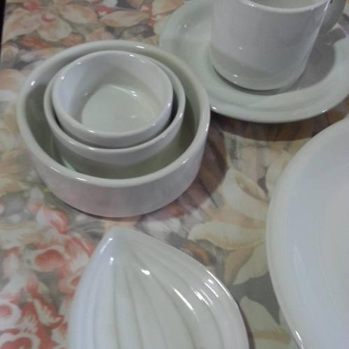 cenicero k porcelana no verbano oferta!! x 4