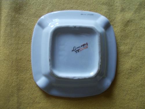 cenicero limoges- imagen principes diam. 10,3cm
