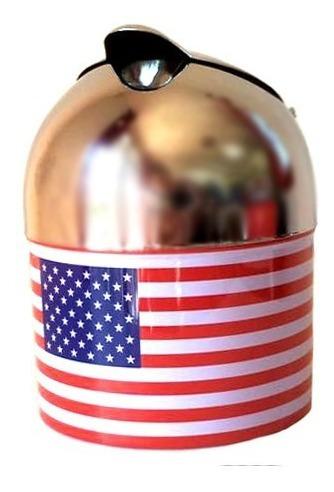 cenicero metalico redondo diseños bakanisimo