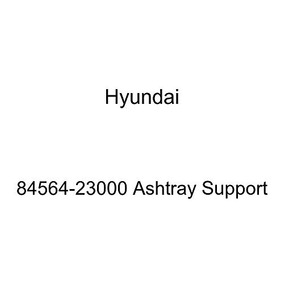 Genuine Hyundai 84550-38100-OZ Facia Ashtray Assembly