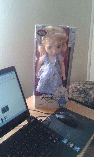 cenicienta disney animator´s coleccion