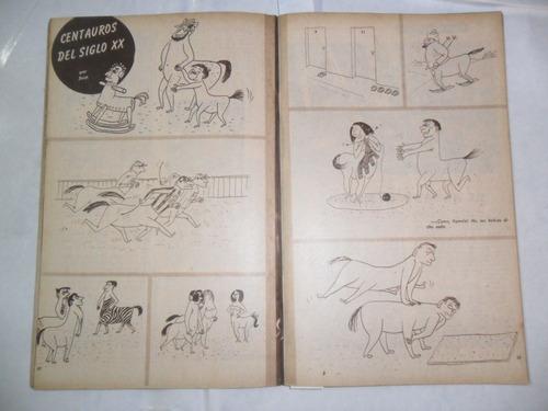 centauros del siglo xx por jusp dibujo historieta comic 1953
