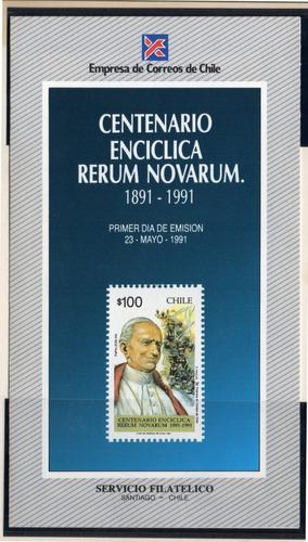 centenario de la enciclica rerum navarum