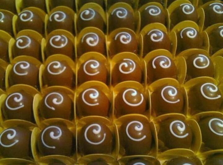 Cento Mini Trufas - R$ 95,00 em Mercado Livre