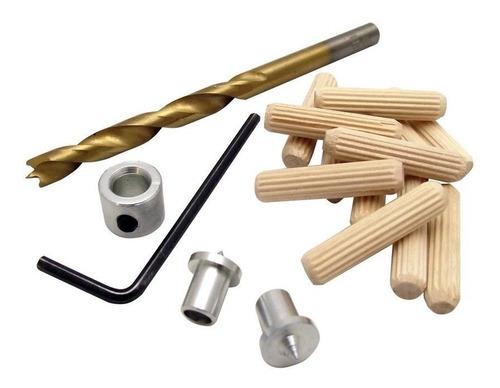 centrador, broca y tope para uniones de 3/8 pulg 5339