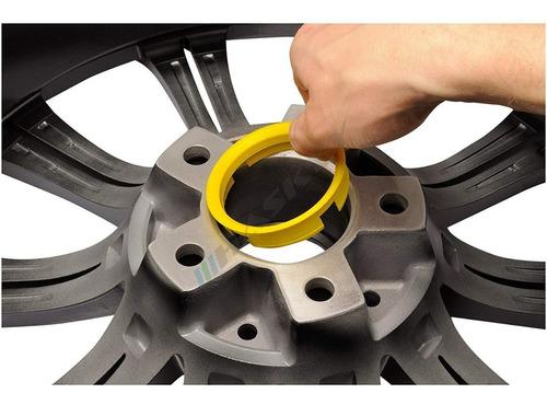 centrador de rin aluminio 59 para tsuru versa