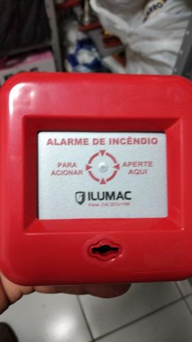 centrais e equipamentos de incendio