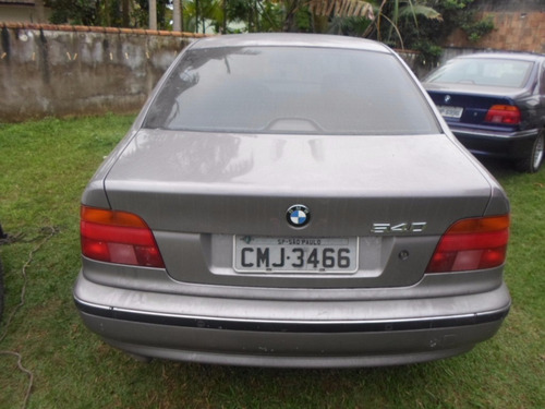 central abs,motor  bmw 540,v8,97 perfeito