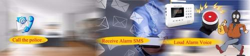 central alarme residencial por telenone fixo e gsm alerta